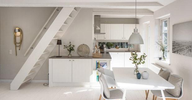 Skandinavisch Küche by J. Gustafsson   Architektur