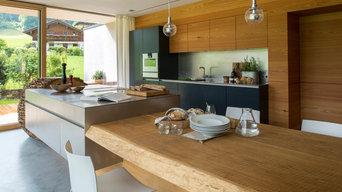 Baumstammküche