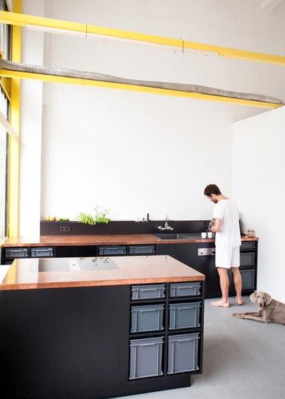 Bauhaus Oder Was Die Berlin Studio Kitchen Im Coolen Hauptstadtlook
