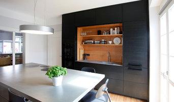 Betonküche