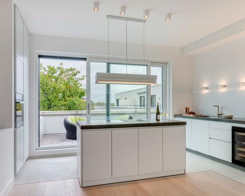 Küchen mit Granit-Arbeitsplatte Ideen, Design & Bilder | Houzz