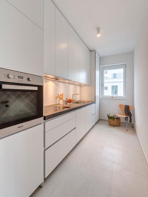 Kleine Küchen mit Granit-Arbeitsplatte Ideen, Design & Bilder | Houzz