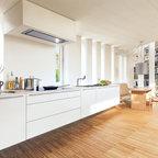 Bulthaup München bulthaup b3 living space barcelona contemporary kitchen munich