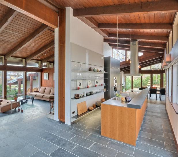 Kitchen by Antje Bulthaup Architektin
