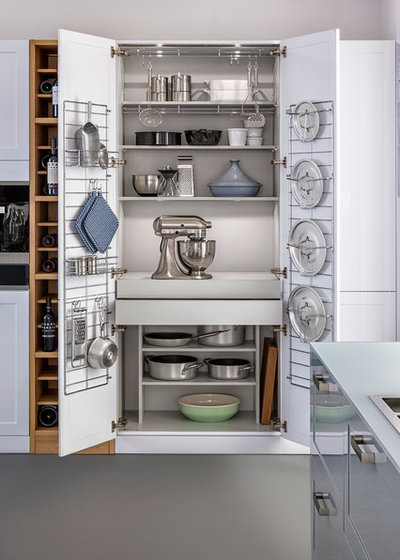 コンテンポラリー キッチン by Leicht Küchen AG