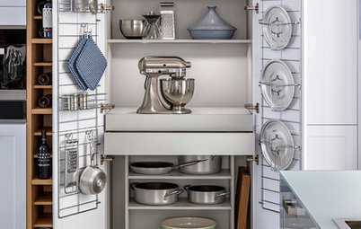 Put a Lid on It: Clever Places to Store Pot Lids