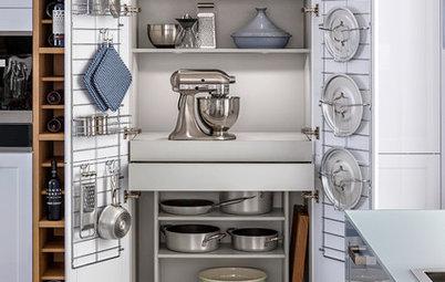 Skru op for funktionaliteten i køkkenet: 8 ting du kan gøre i dag
