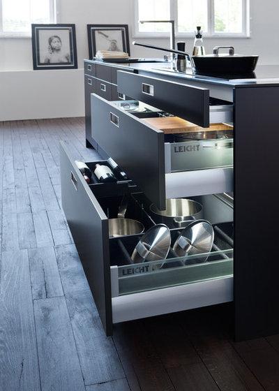 I segreti per organizzare meglio lo spazio nei mobili della cucina - Organizzare cucina ...