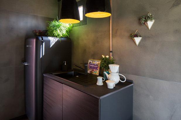 Küche Cooler Schrebergarten In Berlin