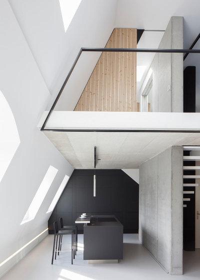 Модернизм Кухня by Bachmann Badie Architekten