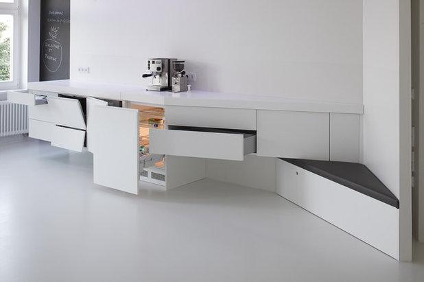 Contemporain Cuisine by reinhardt_jung architektur und design