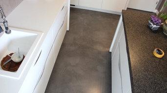 Design- Fußboden Kreativ!
