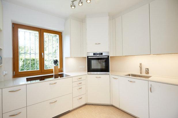 Minimalistisch Küche by es Küchen