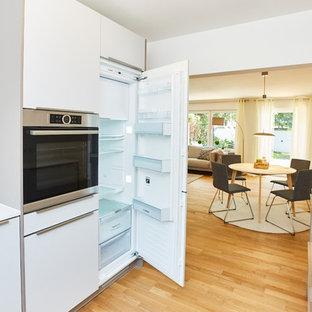 Cucina ad U Monaco di Baviera - Foto e Idee per Ristrutturare e Arredare