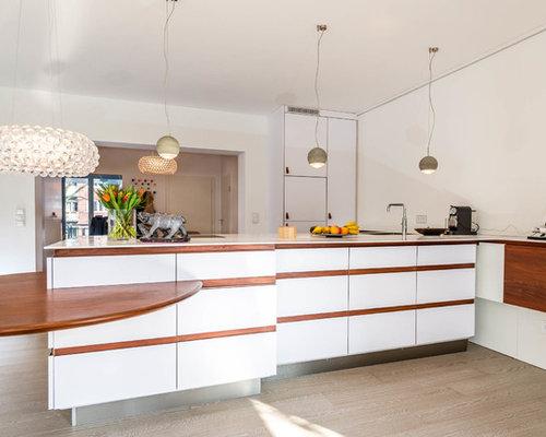 offene küche - ideen & bilder - Offene Küche Ideen