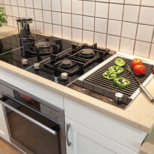 Cuisine avec un sol en carreau de terre cuite Nuremberg : Photos et ...