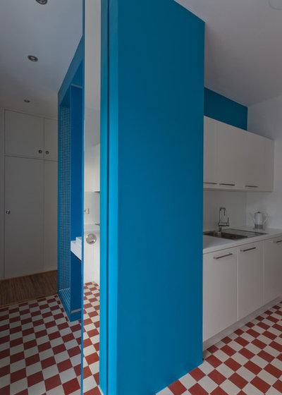 Modern Küche by unique assemblage