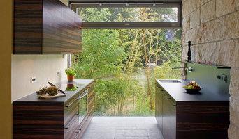 Ebenholzküche