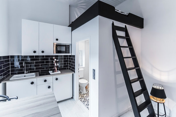 Contemporary Kitchen by Edit Homestaging & Redesign