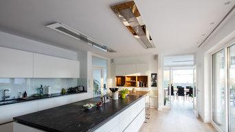 Einfamilienhaus: Lichtplanung der Extravaganz
