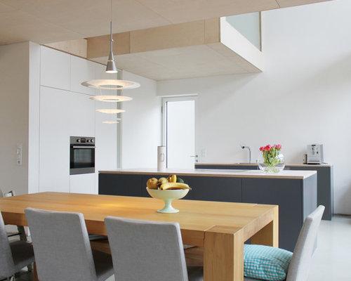 skandinavische k chen ideen bilder houzz. Black Bedroom Furniture Sets. Home Design Ideas