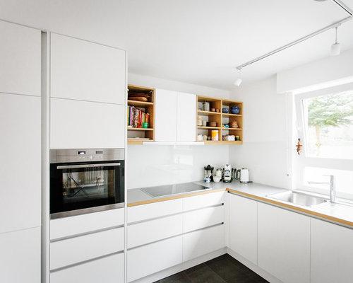 Kleine Küchen in L-Form Ideen, Design & Bilder   Houzz