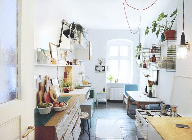 Retro Kitchen by ANNEWAND interior