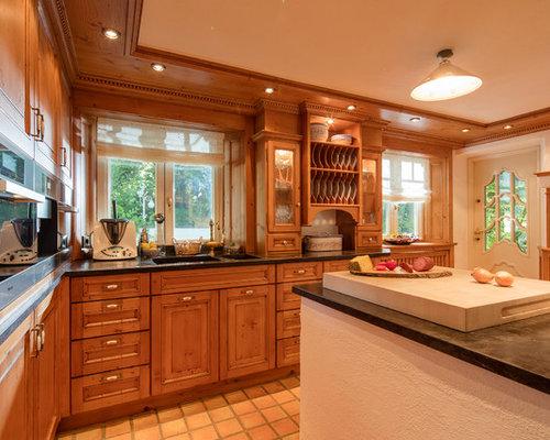 Landhausstil Küche - Ideen & Bilder