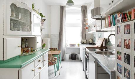 Sahnehäubchen für die Küche: die perfekte Küchengardine