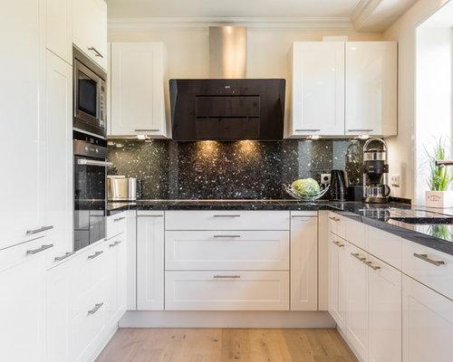 Landhausstil Küchen in U-Form Ideen & Bilder  HOUZZ