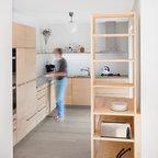 passivhaus in pirna. Black Bedroom Furniture Sets. Home Design Ideas