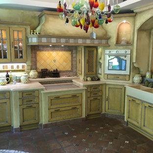 Gemauerte Landhausküchen von Klassisch bis Rustikal