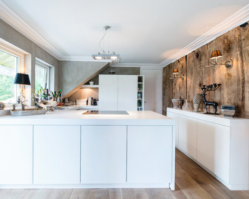 Moderne Küchen in U-Form Ideen, Design & Bilder | Houzz