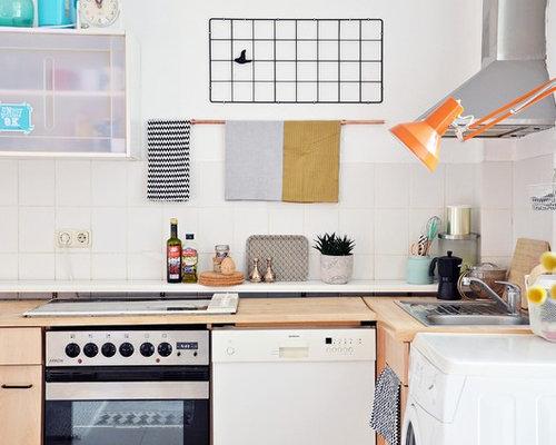 Smeg Kühlschrank Düsseldorf : Skandinavische küchen in düsseldorf ideen design bilder houzz