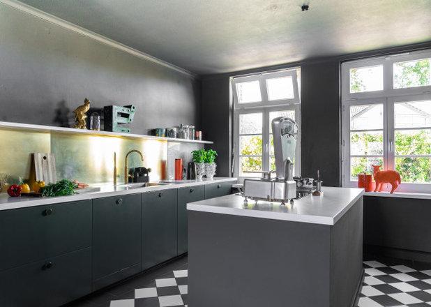 Industrial  Küche by Nicola Bushuven Interior Consulting
