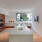 Mercer Island Residence Traditional Kitchen Seattle