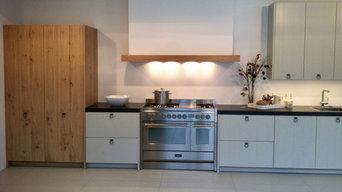 Holzoptik Küchen