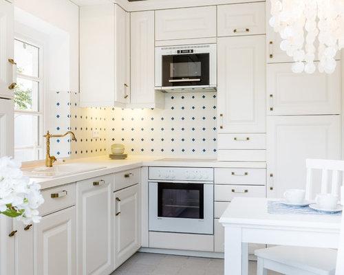 Landhausstil Küchen Ideen & Bilder