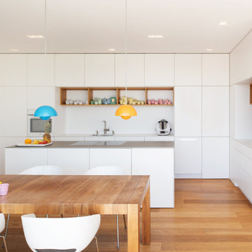 House 213 - Capturing three concepts of a contemporary family home