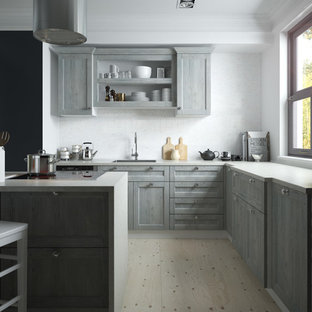 Landhausstil Kuchen Ideen Design Bilder Houzz