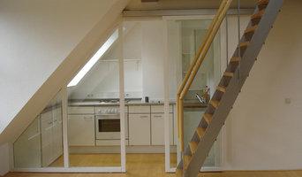 Impressionen zum Ausbau eines Dachgeschosses