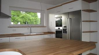 individuelle Einbauküche