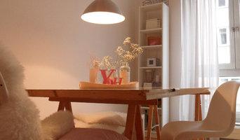 Individuelle Gestaltung einer kleinen Küche