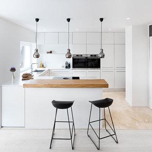 Kuchen Mit Laminat Arbeitsplatte Ideen Design Bilder Houzz