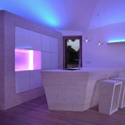 Come arredare casa in stile blade runner for Casa stile contemporaneo