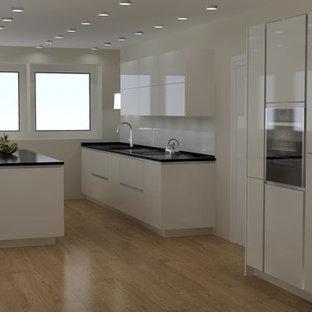 Cucina moderna Amburgo: Foto e Idee per Ristrutturare e Arredare