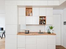 21 Tipps, wie Sie eine kleine Küche optimal nutzen