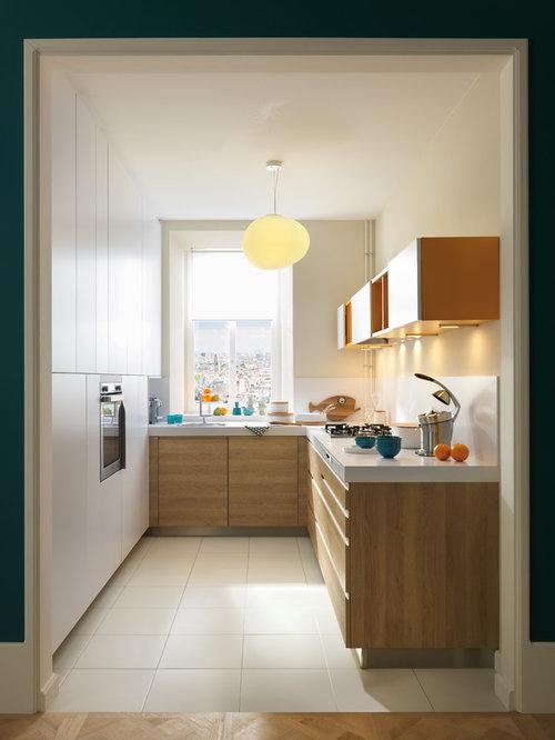 Kleine Küchen In L-Form Ideen, Design & Bilder | Houzz