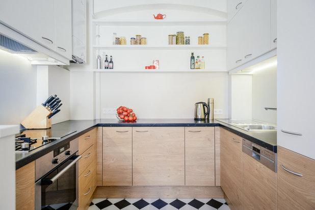 Modern Küche By Raumdeuter