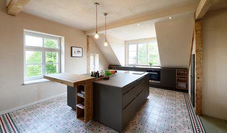 Robust, aber wohnlich: Welcher Küchenboden ist der richtige?